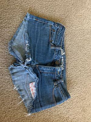 Denim shorts for Sale in Dinuba, CA