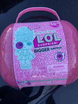 LOL Bigger surprise eye spy series 4 for Sale in Coral Gables, FL