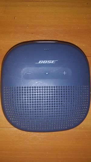 Bose Micro Soundlink Bluetooth Speaker for Sale in Reno, NV