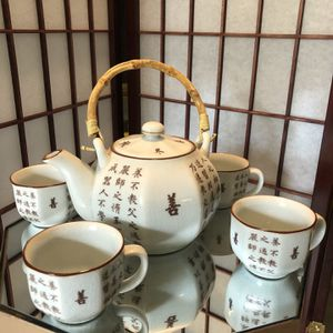 Authentic Chinese Tea Set for Sale in Jacksonville, FL