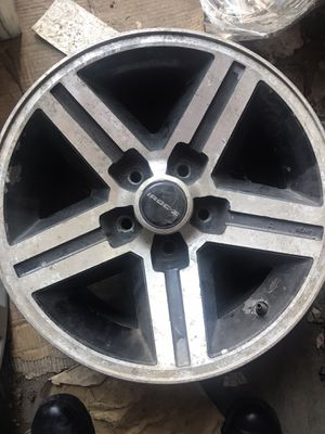 """Chevy camaro Iroc z wheel 16"""" REAR only wheel Black for Sale in East Northport, NY"""
