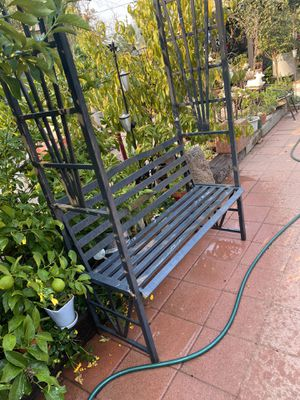 Arbor bench. for Sale in Fresno, CA