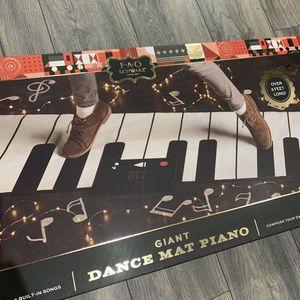 NEW FAO SCHWARZ GIANT DANCE MAT PIANO for Sale in Phoenix, AZ