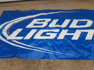 Big Bud Light Banner! for Sale in Fresno, CA