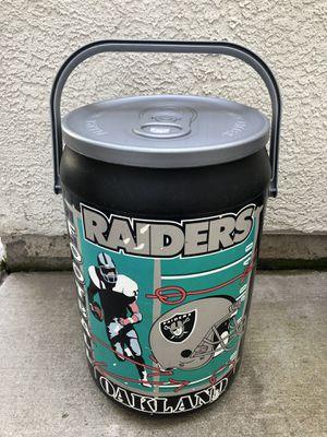 Oakland Raiders NFL Kooler Kraft Beer Can Cooler for Sale in Elk Grove, CA