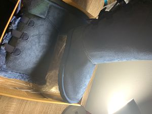 Long Blue Ugg Boots for Sale in Milwaukee, WI
