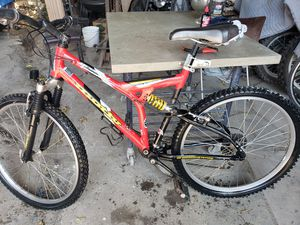 Bicycle and accessories for Sale in Hayward, CA