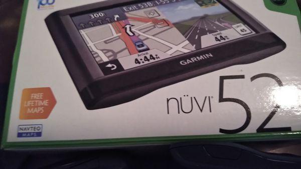 Garmin nuvi 52 LM (GPS )