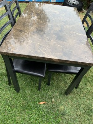 4 Dining table for Sale in West Menlo Park, CA