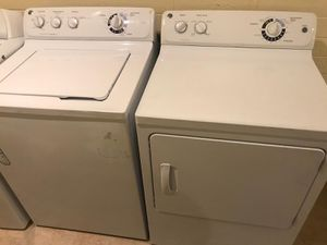 GE Washer & Dryer Set for Sale in Phoenix, AZ