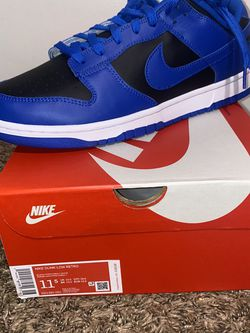 """Nike Dunk Low RETRO """"cobalt"""" Size 11.5 for Sale in Groveport,  OH"""