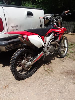 2005 Honda 450 for Sale in Horton, MI