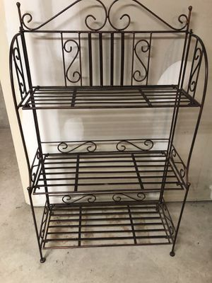 Metal Rack for Sale in Chicago, IL