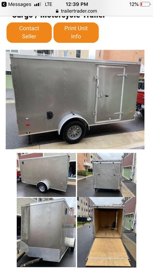 American Hauler Trailer 6x12 for Sale in Clinton, MD