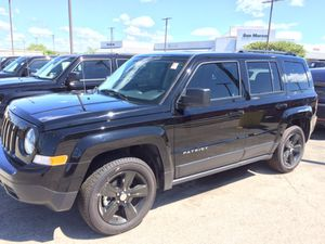 2017 Jeep Patriot Blackout Edition for Sale in San Marcos, TX