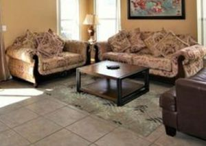 Sofa and Loveseat for Sale in Davenport, FL