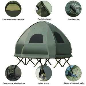 Portable Pop-Up Tent Air Mattress 🏠🏡 for Sale in Las Vegas, NV