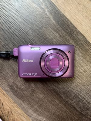 NIKON COOLPIX Digital Camera (Charger Included) for Sale in Saint Michael, MN