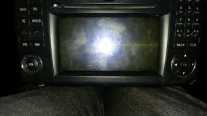 Stock Mercedes Navigation, cd , system for Sale for sale  Portland, OR