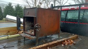 Home made wood stove for Sale in Cambridge, MA