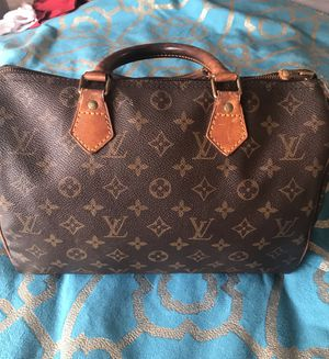 💰❤️❤️$375 FIRM REDUCE ONLY 3 DAYS AUTHENTIC LOUIS VUITTON SPEEDY 30 LEATHER HANDBAG for Sale in Rialto, CA
