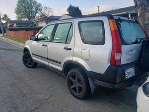 Honda cr-v for Sale in Santa Fe Springs, CA