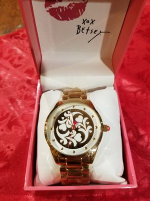Betsey Johnson watch for Sale in Odessa, TX