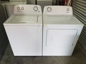 Amana washer and dryer set for Sale in Nashville, TN