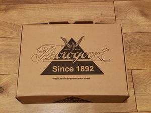 New unworn Made in USA Thorogood 1892 beloit natural chromexcel leather boots, Goodyear Welt, Size 12 US Men's for Sale in Renton, WA