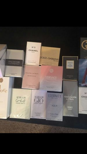 PERFUME/COLOGNE for Sale in Houston, TX