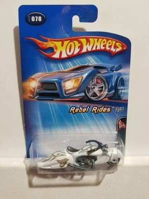 Hot Wheels W-OOZIE #078 REBEL RIDER 3/5 for Sale in Ontario, CA