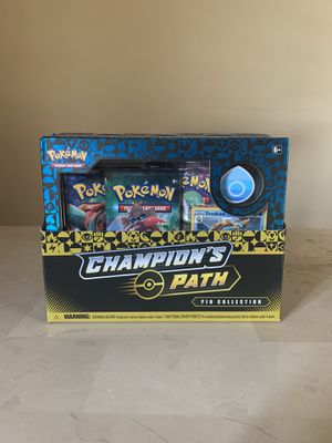 Pokemon Champions Path Pin Collection for Sale in Dearborn, MI
