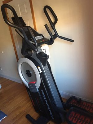 Elliptical machine interactive - STEAL!!! Like BRAND NEW for Sale in New York, NY