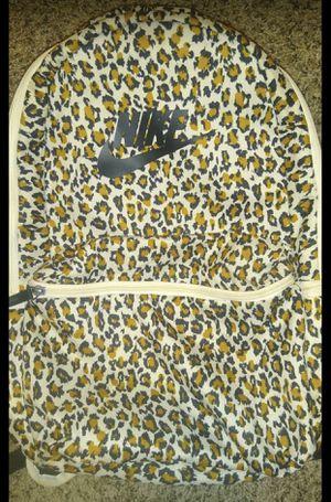 cheetah Nike backpack for Sale in Austin, TX