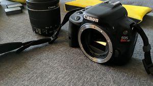 Canon Rebel SL1 digital camera for Sale in Seattle, WA