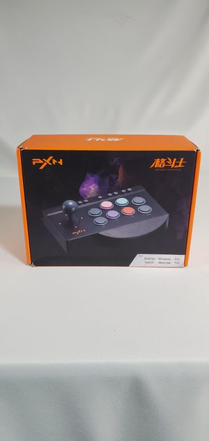 PXN USB ARCADE FIGHT STICK for Sale in Wellford, SC