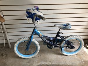 "huffy disney princess bike 16"" for Sale in Silver Spring, MD"