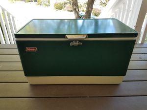 Vintage Coleman Cooler. for Sale in Sacramento, CA