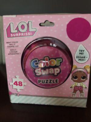 LOL Surprise Color swap puzzle for Sale in Stockbridge, GA