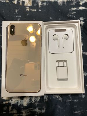 iPhone XS Max 512 Gb unlocked gold for Sale in HILLTOP MALL, CA