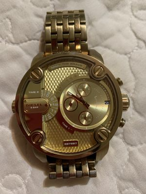 Diesel watch only the brave for Sale in Hyattsville, MD