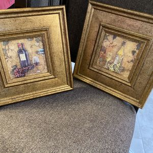 2 Wood Picture Frames for Sale in Pinellas Park, FL