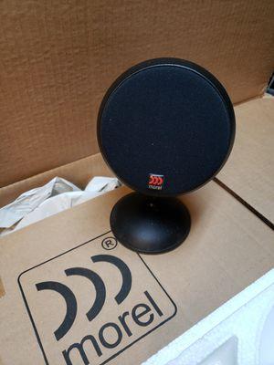 Morel 5.1 surround speakers + sub subwoofer for Sale in Scottsdale, AZ
