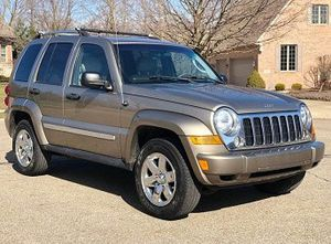 2005 Jeep liberty fully loaded for Sale in Detroit, MI