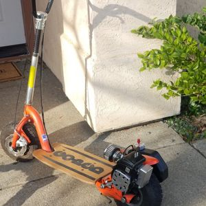 Goped Super Bigfoot Gas Scooter Ready To Ride! No Issues! for Sale in Antioch, CA