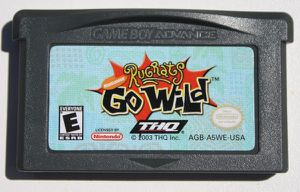 Game boy advance Rug Rats Go Wild for Sale in Kissimmee, FL