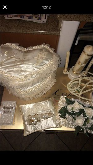 Wedding set for Sale in Corona, CA