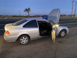 1998 honda civic ex 5 spd get hot for Sale in Hesperia, CA