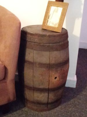 "Authentic Wine Barrel, wooden, 12"" x 22"" for Sale in Chicago, IL"