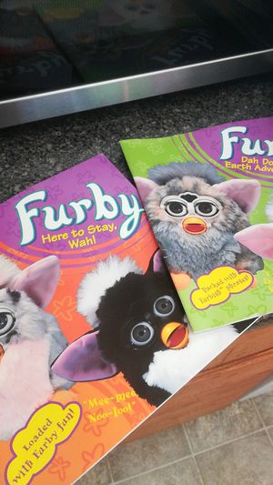 Furby children's books for Sale in Indianapolis, IN